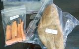 Giúp mẹ cho con ăn dặm BLW trữ đông thực phẩm khi phải đi làm