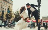 Một nước Đức lãng mạn đến khác lạ qua ảnh cưới