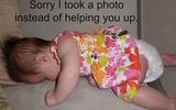 Những lời xin lỗi con hài hước của các bà mẹ Mỹ