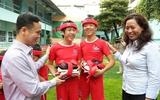 Omo biến ước mơ thành hiện thực cho học sinh khiếm thị trường Nguyễn Đình Chiểu