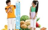 Tăng chiều cao cho trẻ: Những cách đơn giản nhất