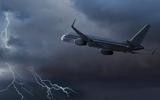 Gần chục chuyến bay bị chậm và tạm dừng do cơn bão số 1