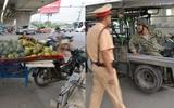 CSGT Hà Nội ra quân xử lý hàng loạt chiếc xe cồng kềnh đang ám ảnh người dân