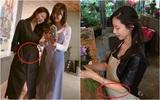 Vợ Bae Yong Joon vẫn vô cùng thon gọn với bụng bầu 6 tháng