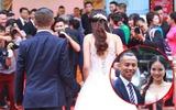 Dù truyền thông săn đón, Chí Anh vẫn kiên quyết bảo mật nghiêm ngặt hôn lễ