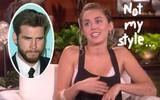 Miley Cyrus thừa nhận không thích nhẫn đính hôn của Liam Hemsworth