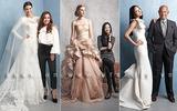 Phong cách váy cưới tuyệt đẹp của những nhà thiết kế nổi tiếng (P.1)