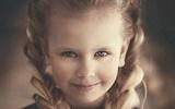 Ngỡ ngàng với những bức ảnh đẹp như tranh về trẻ thơ