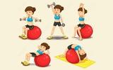 Bật mí 4 điều bạn chưa hề biết về tập thể dục đúng cách
