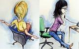 5 động tác thể dục tại chỗ dành cho tất cả dân văn phòng