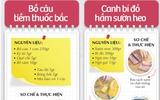 Gợi ý món ngon đầy dinh dưỡng cho bé tăng sức đề kháng trong mùa lạnh