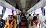 Hàng nghìn sinh viên được về quê đón Tết trên chuyến xe miễn phí