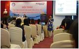 Hơn 300 nữ hộ sinh tham gia hội nghị trong lĩnh vực chăm sóc sức khỏe sinh sản