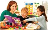 Nguyên tắc vàng giúp bé học Tiếng Anh hiệu quả
