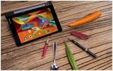 """Tablet """"cực độc"""" cho dùng cả…cà rốt, đậu bắp để viết, vẽ lên màn hình"""