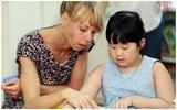 Cho trẻ học tiếng Anh theo cách ghép vần: một mũi tên trúng hai đích