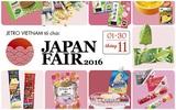 Japan Fair 2016, cơ hội mua sắm hàng Nhật cho cả nhà!