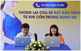"""3 lí do khiến buổi """"tư vấn trực tuyến cùng chuyên gia"""" của Enfa A+ Smart Club thu hút mẹ Việt"""
