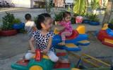 Lợi ích không tưởng khi cho trẻ chơi ở sân chơi ngoài trời