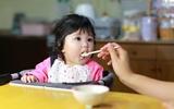 Bí quyết tập cho con ăn dặm cực hữu ích của bà mẹ trẻ
