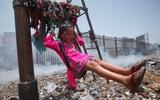 Chùm ảnh: Sân chơi của trẻ em trên khắp thế giới
