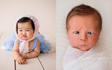 Chùm ảnh siêu ngộ nghĩnh của các bé chắc chắn sẽ khiến bạn rụng tim