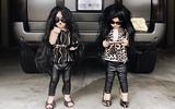 Cặp song sinh làm náo loạn mùa Halloween với những bức ảnh hóa trang siêu yêu