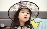 Lại một lần nữa choáng váng trước khả năng bắn tiếng Anh vanh vách của bé Miu 5 tuổi