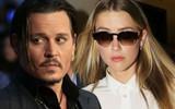 Johnny Depp chấp nhận trả vợ trẻ 7 triệu USD để kết thúc êm thấm vụ kiện