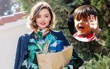Miranda Kerr hạnh phúc nói về quý tử Flynn và đám cưới với tỷ phú trẻ
