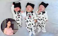 Mẹ 9x kể về hành trình mang thai ba: Quyết định giữ lại cả ba con dù bác sĩ nào cũng khuyên bỏ bớt