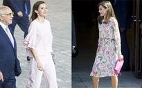 Đây là 4 thiết kế của Zara được Letizia - Hoàng hậu Tây Ban Nha diện đẹp nhất trong năm 2017