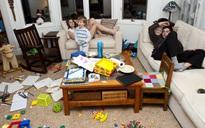 Nếu chưa hình dung nhà có trẻ con sẽ như thế nào, bạn chỉ cần xem những hình ảnh này