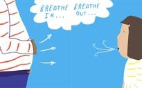 Cách hít thở đúng giúp bạn giữ bình tĩnh và làm việc hiệu quả