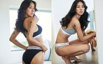 """""""Cô tiên quốc dân"""" Lee Hyori """"chiêu đãi"""" người hâm mộ với bộ hình bikini nóng bỏng"""