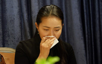 """Phan Như Thảo: """"Con tôi có tội tình gì mà mang nó ra để dằn mặt tôi?"""""""