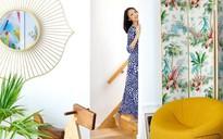 Không gian sống xanh mát mắt và hiện đại của Hoa hậu thế giới Trương Tử Lâm