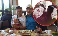 Bố Song Joong Ki hạnh phúc khoe chuyện con dâu Song Hye Kyo về quê ăn thịt nướng cùng gia đình