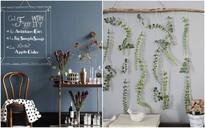 17 cách trang trí vừa đẹp đẽ lại độc đáo giúp tường nhà bạn không còn đơn điệu