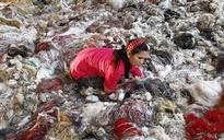 Người phụ nữ bới tung 13 tấn rác chỉ để tìm thứ bé nhỏ này