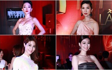 Mỹ nhân Việt đẹp kiêu sa trên thảm đỏ HTV Awards