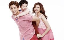 Bộ ảnh mới tuyệt đẹp gia đình Trương Quỳnh Anh