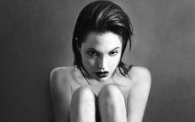 Ảnh khỏa thân tuổi đôi mươi của Angelina Jolie được bày bán ở Anh