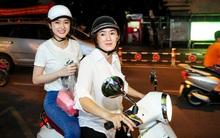 Angela Phương Trinh giản dị đi từ thiện trước tin hẹn hò Trần Bảo Sơn