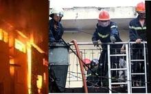 TP.HCM: Cháy lớn trong hẻm nhỏ, hai anh em tử vong