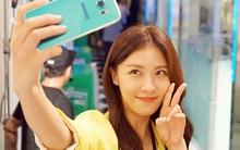 Ha Ji Won rực rỡ, nhí nhảnh như gái teen
