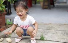 Con gái Phan Đinh Tùng xinh như thiên thần nhí