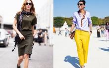 10 nguyên tắc phối đồ định hình phong cách của fashionista