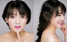 Hướng dẫn làm 3 kiểu tóc tiện dụng cho quý cô tóc dài ngày mưa
