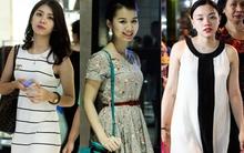 Street style bắt mắt ngày cuối tuần của phái đẹp Hà Thành